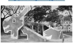 Singapore Dragon Playground Miniature